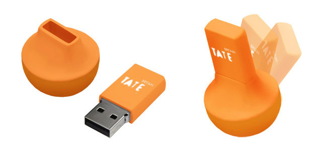 USB Memory Sticks - Not Just a Pretty Face