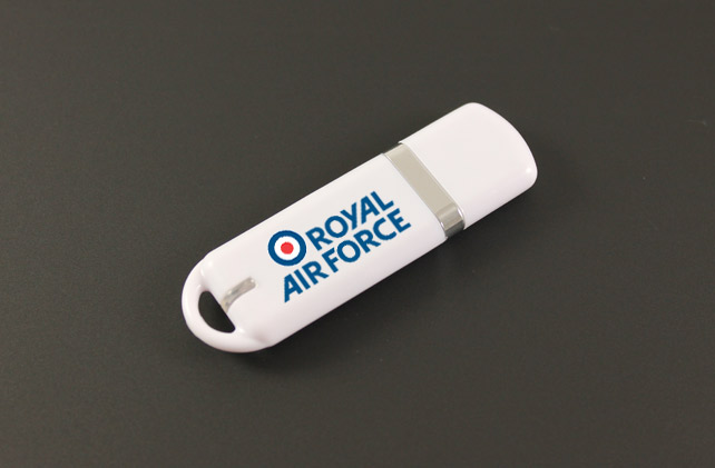 Capsule USB Flash Drive on our Express Service