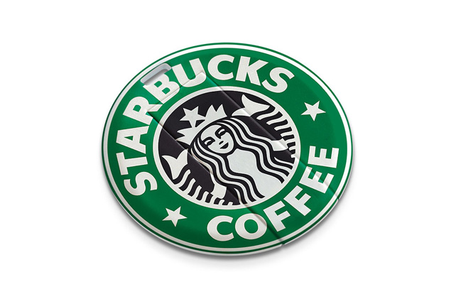 Starbucks Round Ultra Slim Card USB Stick